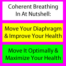 Move Your Diaphragm & Improve Your Health!
