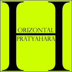 Horizontal Pratyahara by Coherence